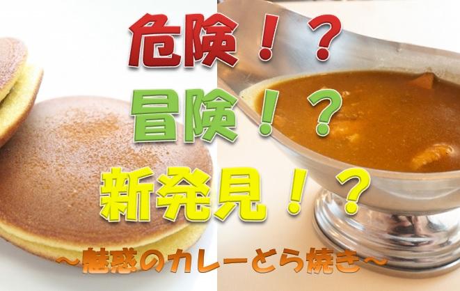 神楽坂のインドラだけじゃない!カレーどら焼きが売ってるお店紹介!